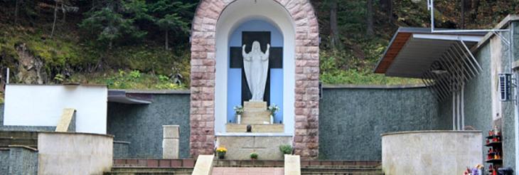 082d41897 Kostoly a kaplnky   Farnosť Staré Hory - Bazilika Návštívenia Panny Márie